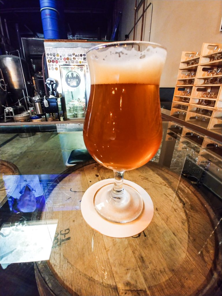 Monsters We Breed From Asylum Brewing, Our Beer of the Week!