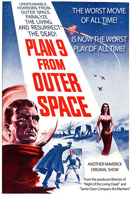 Plan 9 In Outer Space