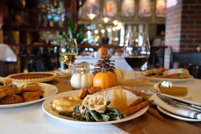 The Catch's Sumptuous Thanksgiving Buffet Returns!