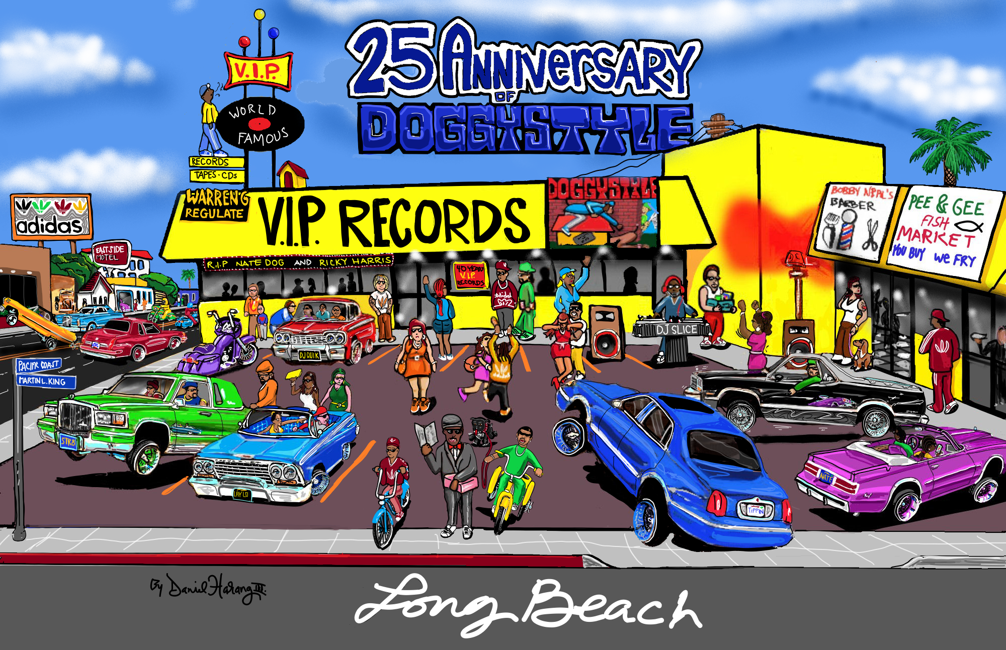 4184d25cb883c9 VIP Records Iconic Sign Gets the Respect it Deserves at ComplexCon ...