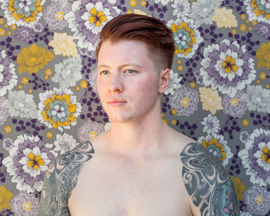 Amy Elkins' 'Photographs of Contemporary Masculinity' at OCC Shows the New Male Gaze