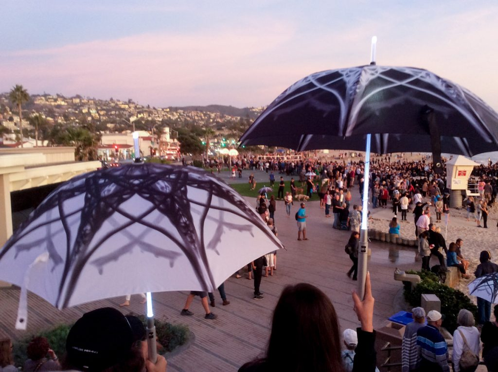 A Helluva Happening: A Recap of the <i>Shoreline Project</i> Event in Laguna Beach