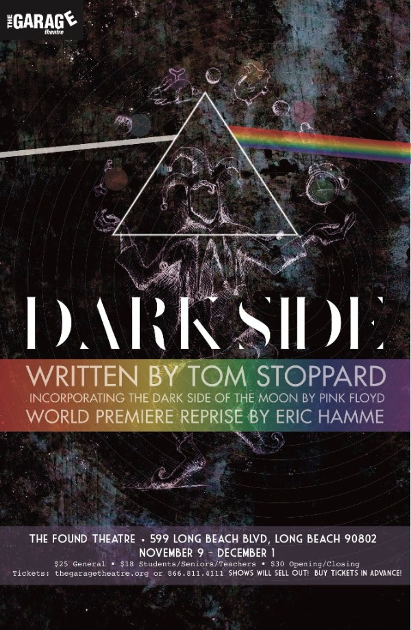 Darkside: Incorporating the Dark Side of the Moon by Pink Floyd