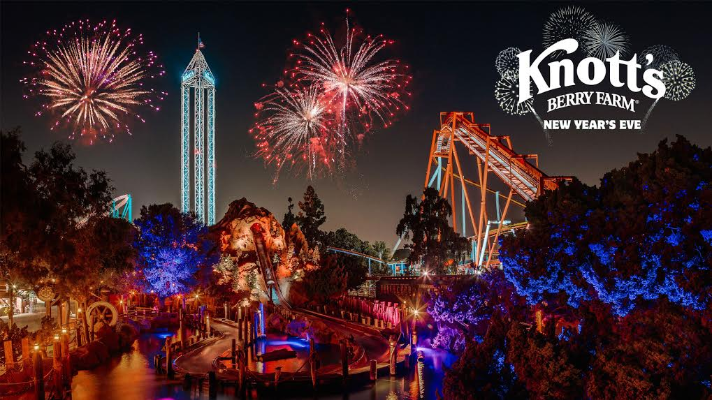 knotts merry farm new years celebration