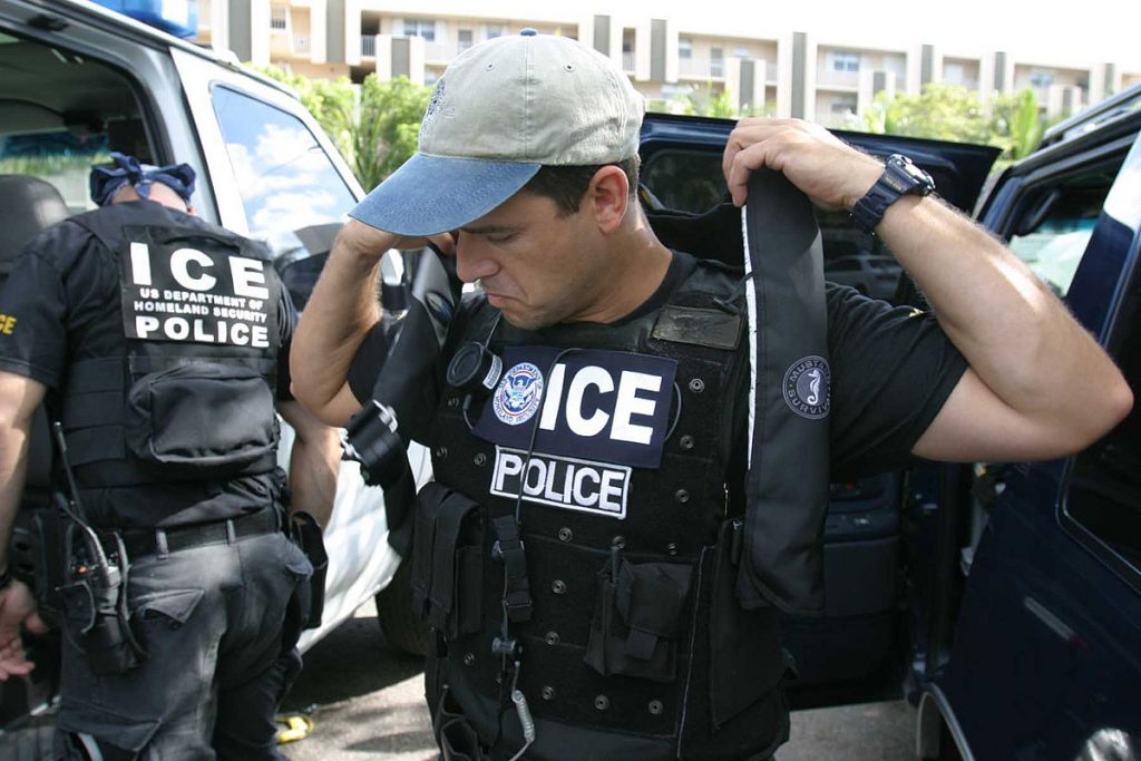This Just In: Santa Ana Police Department Chills ICE Raids