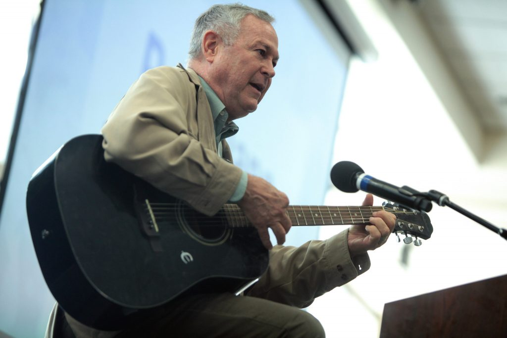 Rohrabacher Crawls Out from Under Rock to Call for Hemp Border Wall