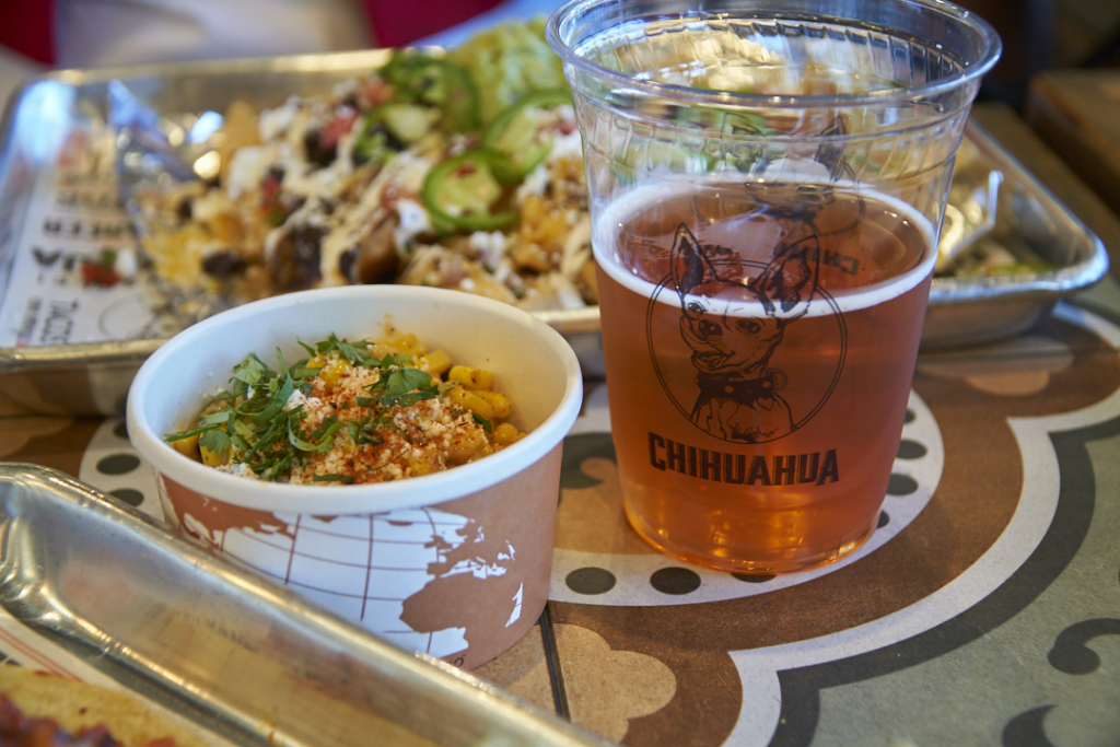 What's Up With at Chihuahua Cerveza in Newport: What the Ale!