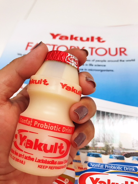 11 Healthy(ish) Facts From Touring Yakult