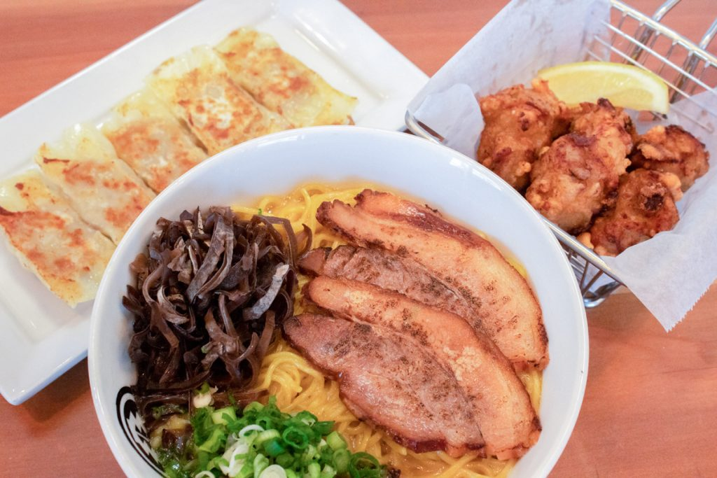 Kashiwa's Rich Chicken Ramen Competes With the Best of the Pork Ones