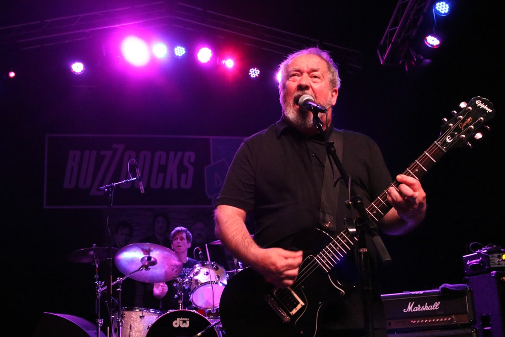 Buzzcocks Frontman Pete Shelley Dead at 63 of Suspected Heart Attack