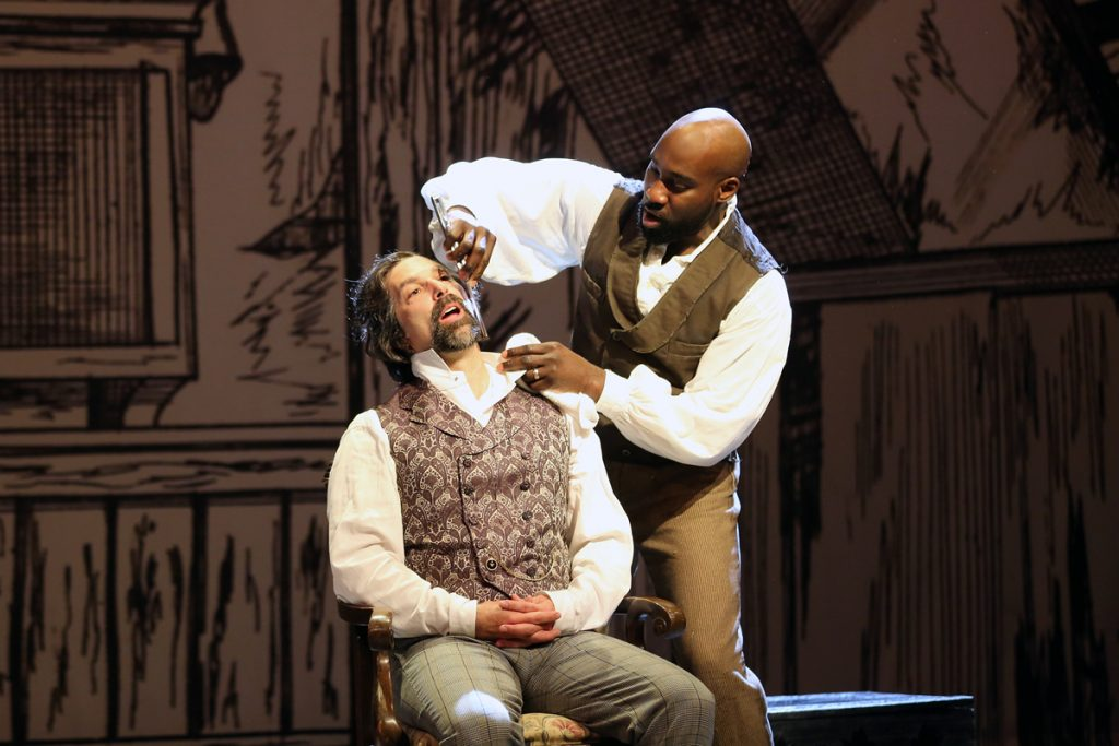 Stephen Sondheim's <i>Sweeney Todd</i> Comes to South Coast Repertory