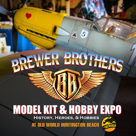 Brewer Brothers Model Kit & Hobby Expo