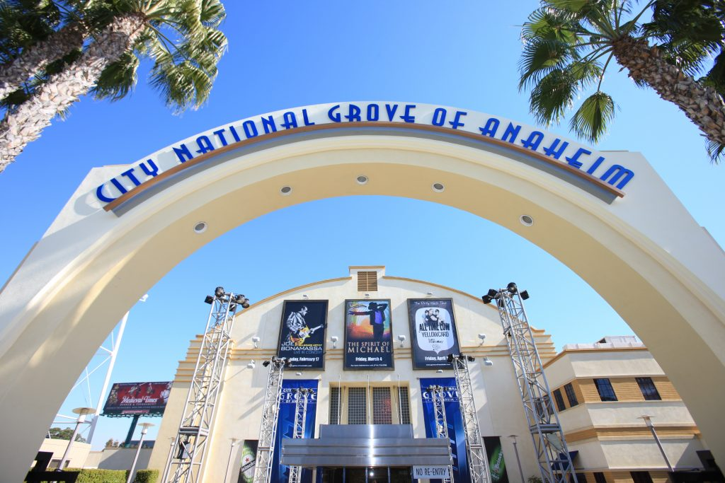 City National Grove of Anaheim Celebrates 20 Years of Growing Outside the Box