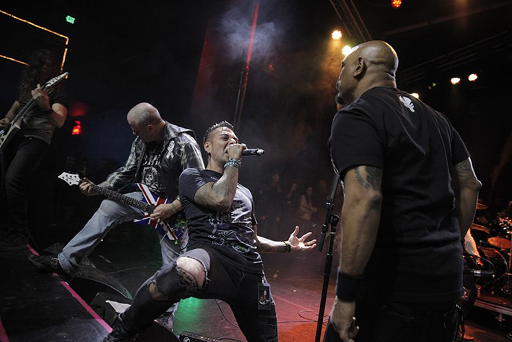 The 12 Best (and Loudest) NAMM Concerts of 2019   OC Weekly