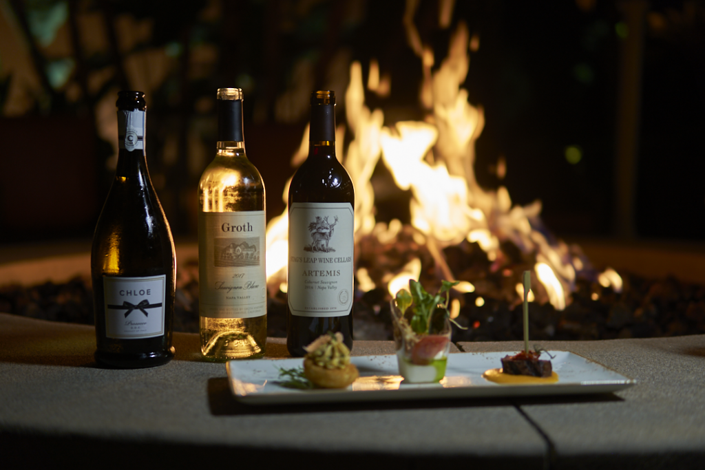 Eat & Drink This Now: Fireside Chats With a Sommelier at EATS