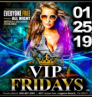 VIP Friday's at Laguna Beach Brewery & Grille