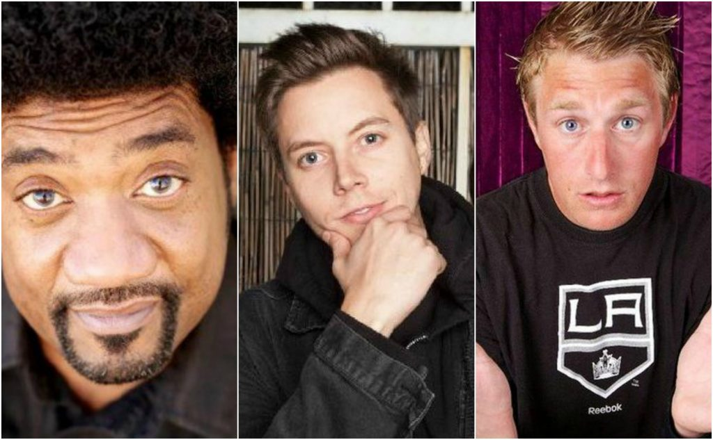 Local Comics Showed-Out at Irvine Improv Wednesday