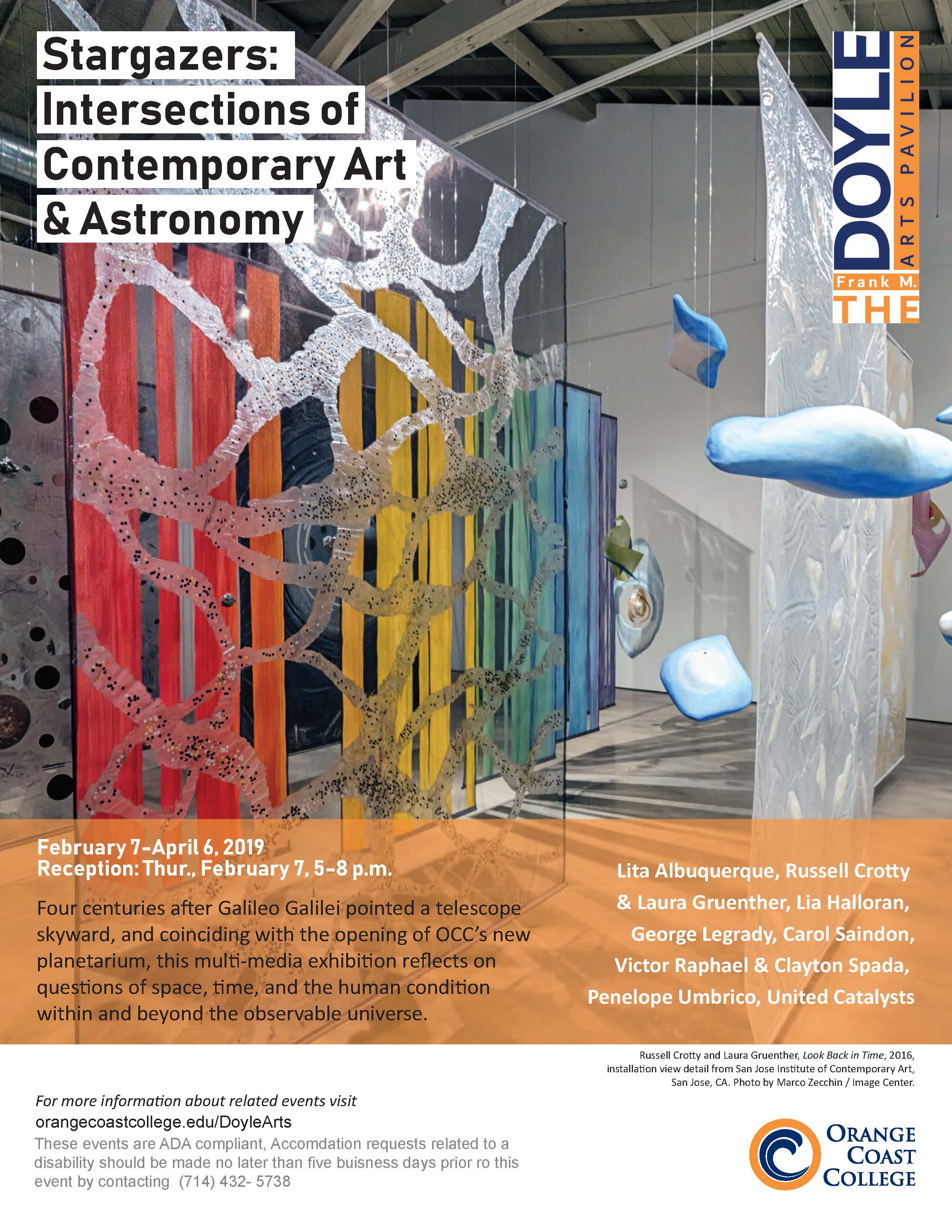 Stargazers: Intersections of Contemporary Art & Astronomy