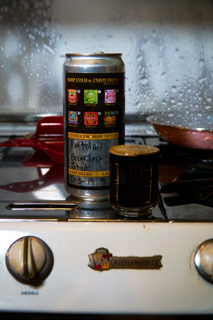 Tustin Brewing Co. Is Back With Portola Breakfast Stout, What the Ale!