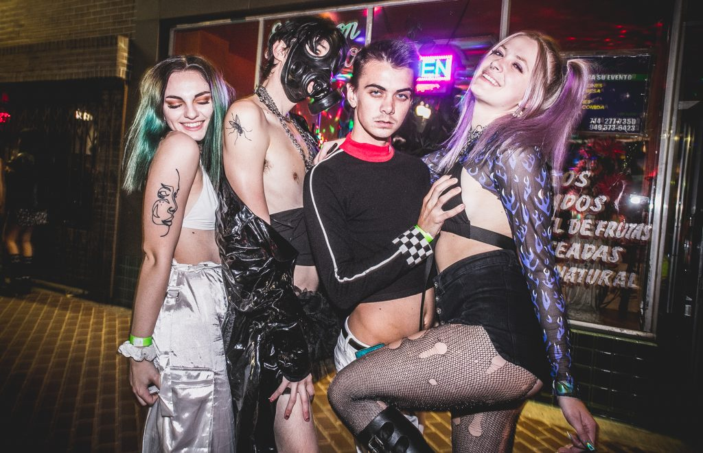 The Subculture Party in Santa Ana Brings Outsiders to the Dance Floor