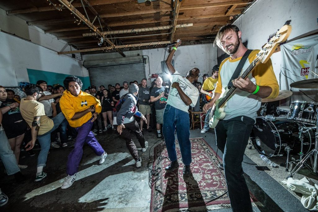Fullerton DIY Venue Riff Mountain Forced to Close