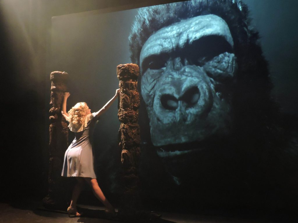 <i>King Kong</i> Takes Over Fullerton's Maverick Theater