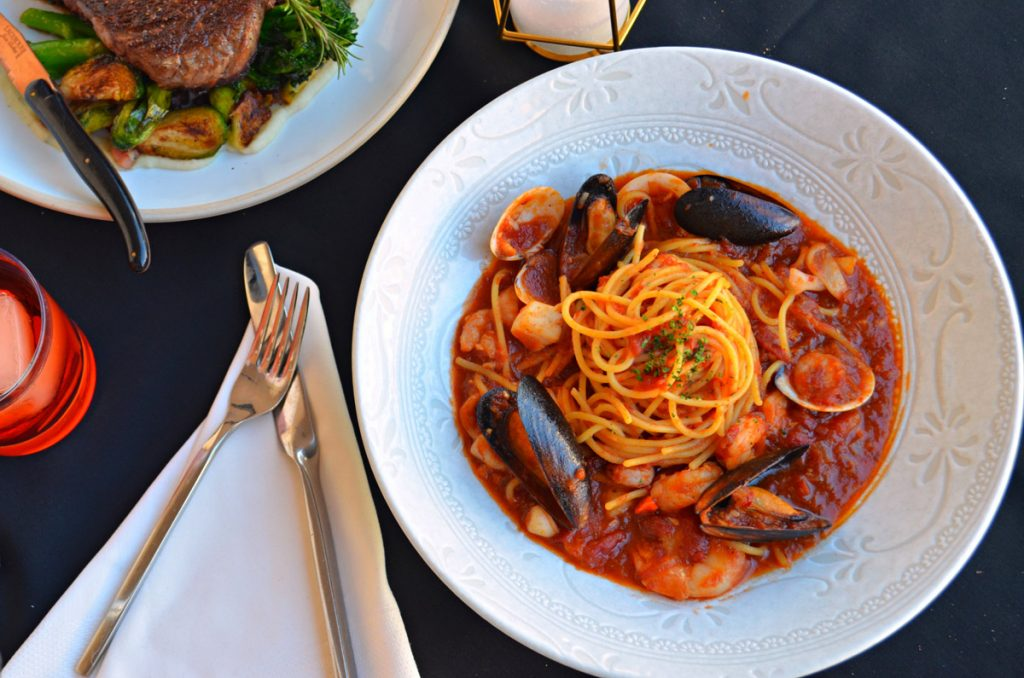Il Palco in Buena Park Is an Italian Restaurant With a Korean Accent