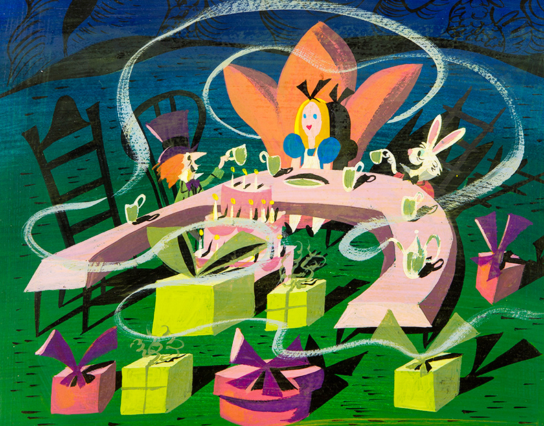 The Magic and Flair of Mary Blair