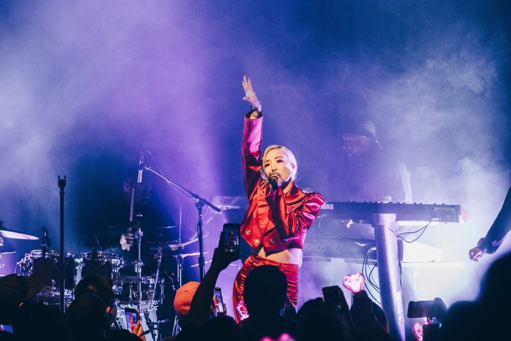 Tiffany Young Rocks the Perfect K-Pop Solo Show at the Troubadour