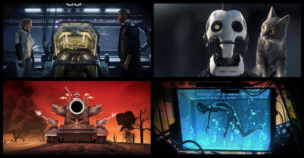 Sweet Streams: The Future is Automatic in 'Love, Death & Robots'