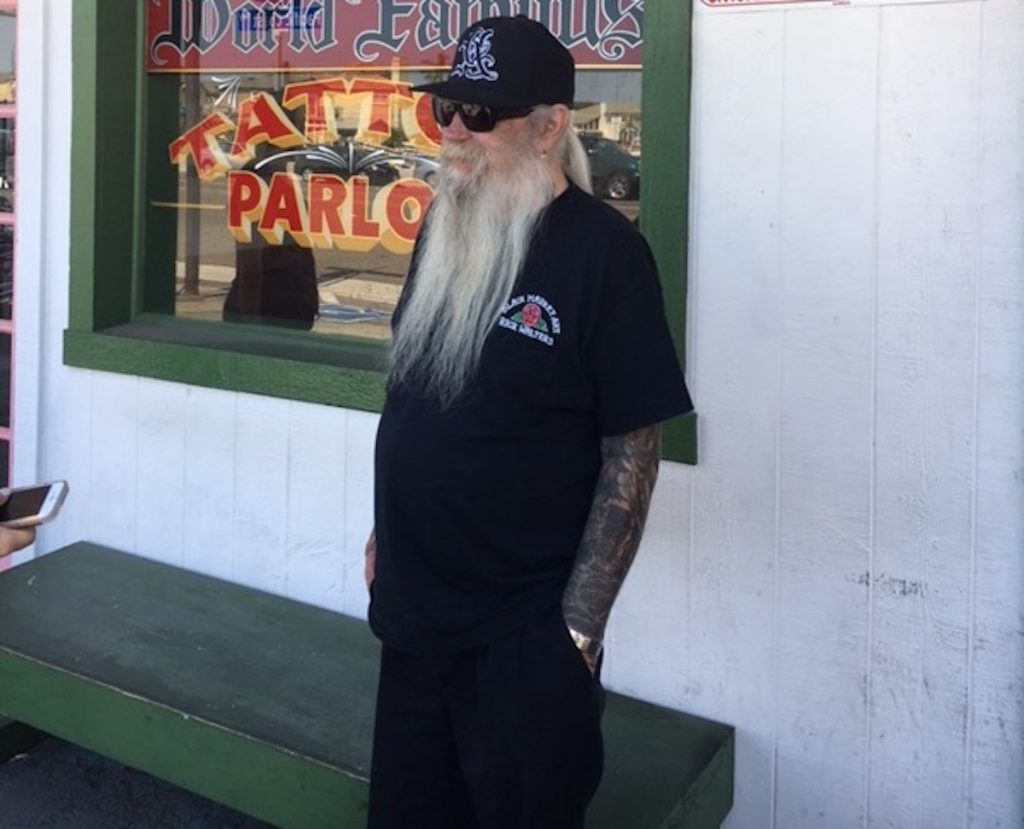 Late Tattoo Legend Rick Walters Gets Celebrated With an Art Show