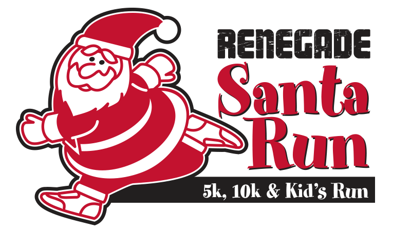 Renegade Santa Run 5K, 10K, Kids Run