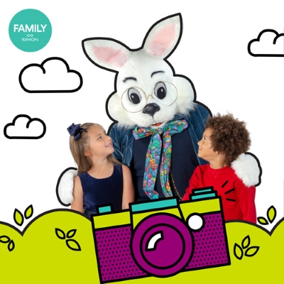 Easter Bunny Photo Time