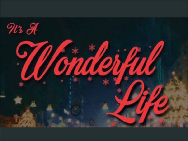 """Christmas in July : """"It's a Wonderful Life : A Radio Play"""""""