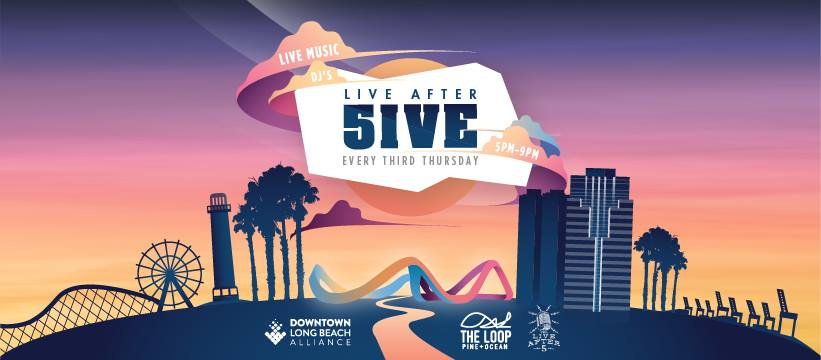 Live After 5ive, Thurs. 3/21, 5PM