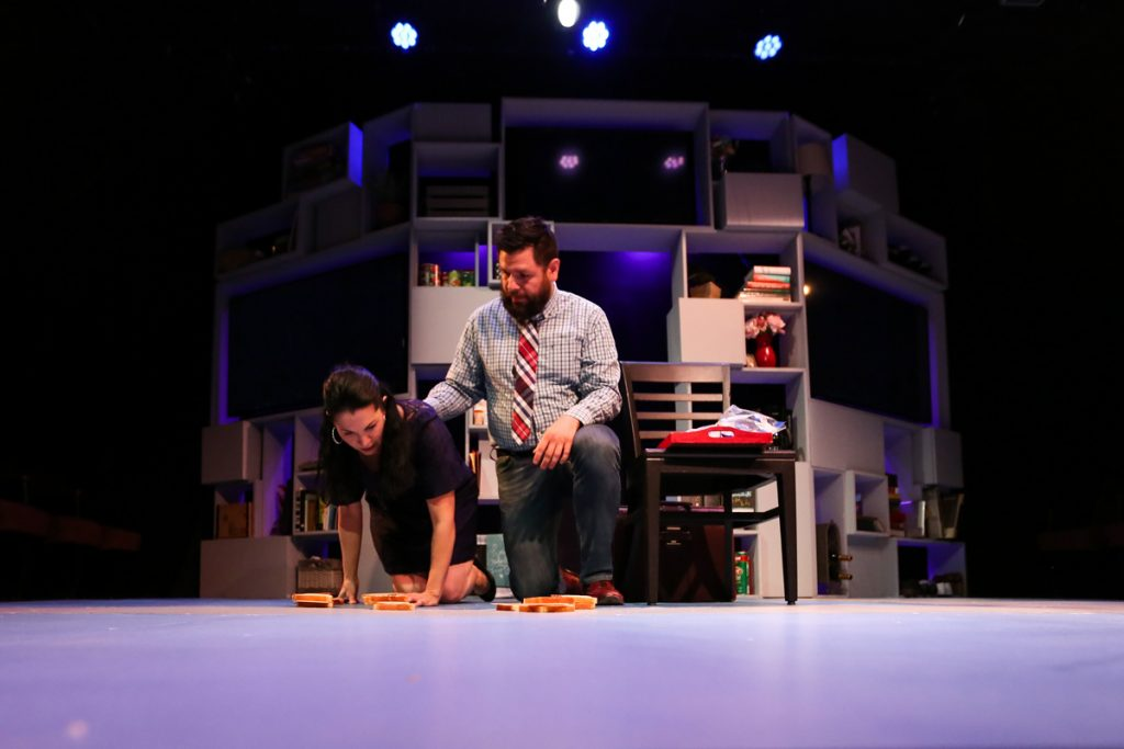 Loving the Mentally Ill in the Wayward Artist's <i>Next to Normal</i>