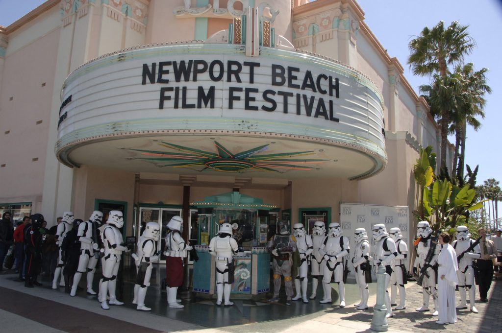 All Access: Looking Back on 20 Years of Covering the Newport Beach Film Fest