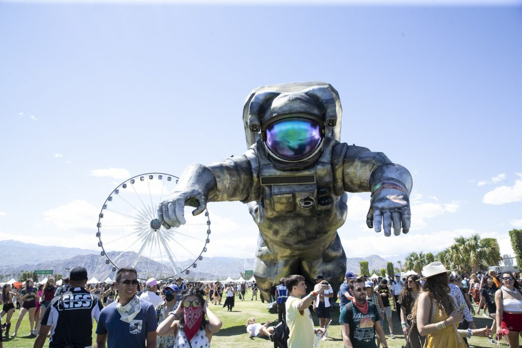 Moments You Can Only Experience at Coachella…(Weekend 1)