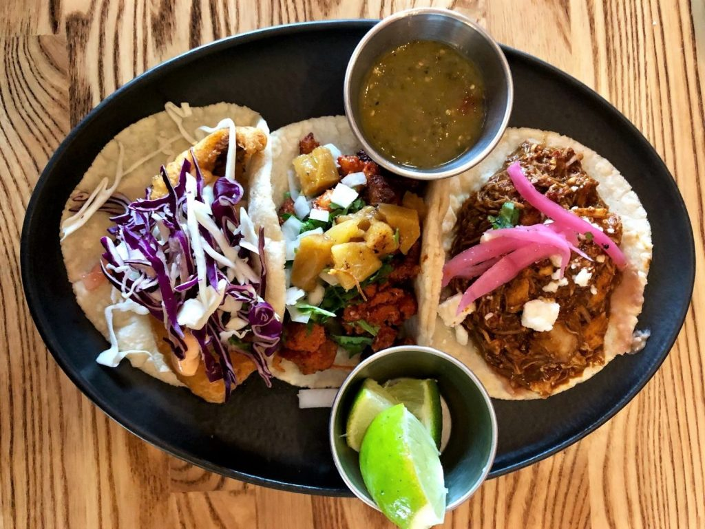 Business Is Good for Long Beach Taco Co.