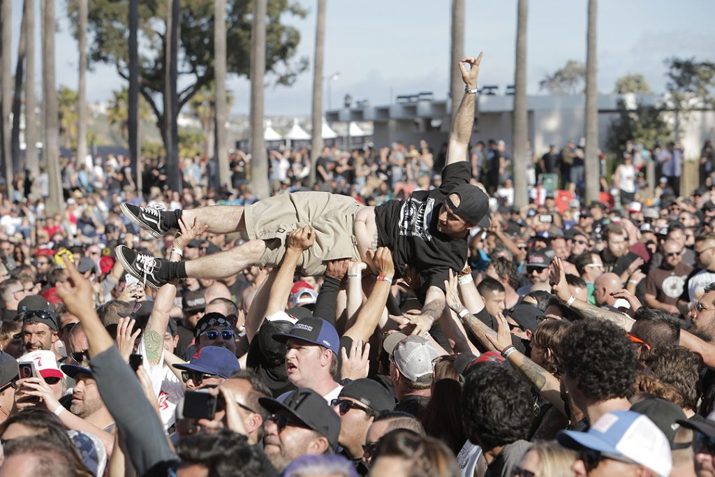 Sabroso Fest Hosts Another Sunny, Punk Rock Weekend at the Beach
