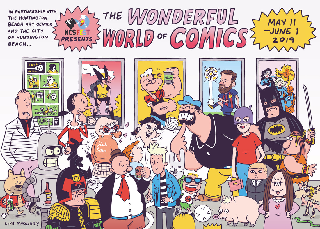 The Wonderful World of Comics