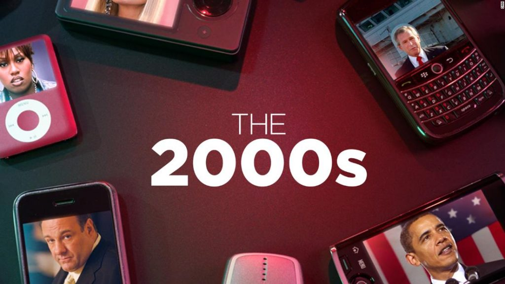 Sweet Streams: A Decade Under the Influence in 'The 2000s'