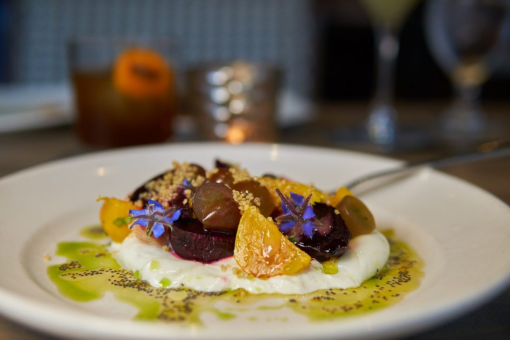 Eat & Drink This Now: Five Crowns Goes Full Spring