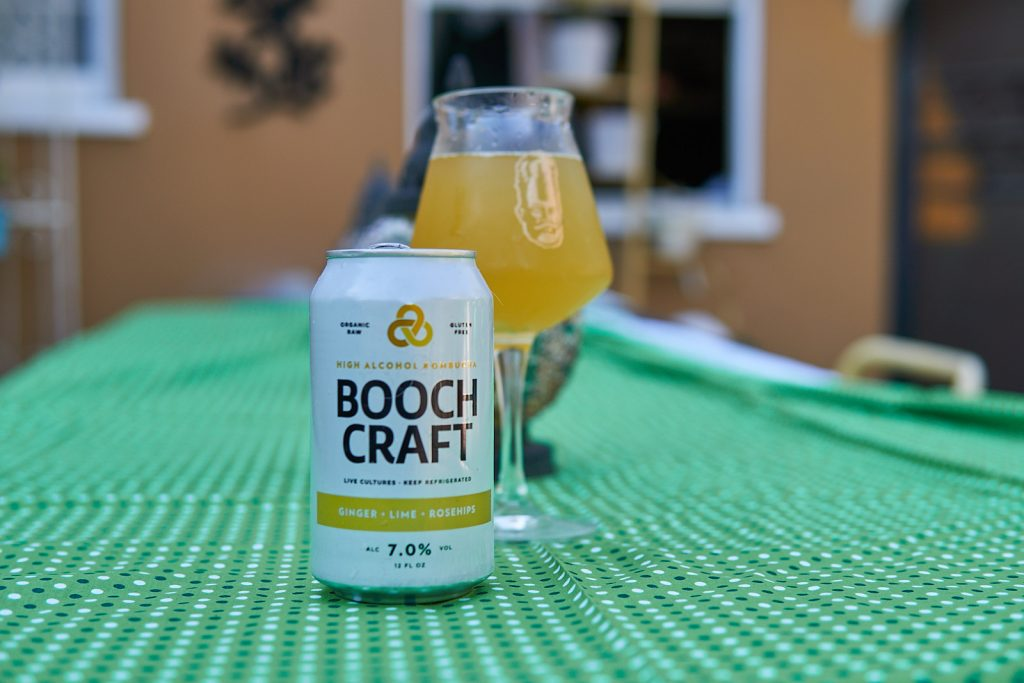 Booch Craft High Alcohol Kombucha, Our Booch of the Week!