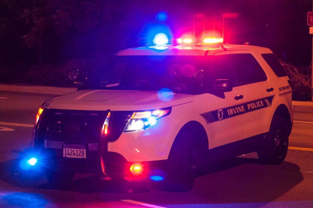Tonight (July 12): Sobriety Checkpoint in Irvine