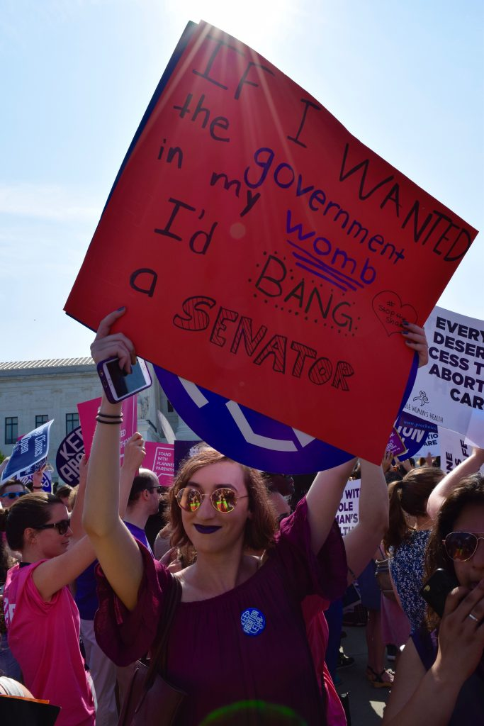 Tuesday, May 21: Pro-Choice Rallies in OC