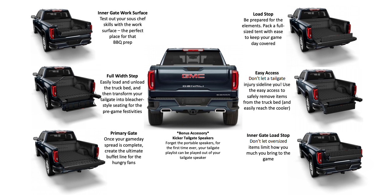 Old Coca Cola Pickup Has Got Nothing On The 2019 Gmc Sierra Denali