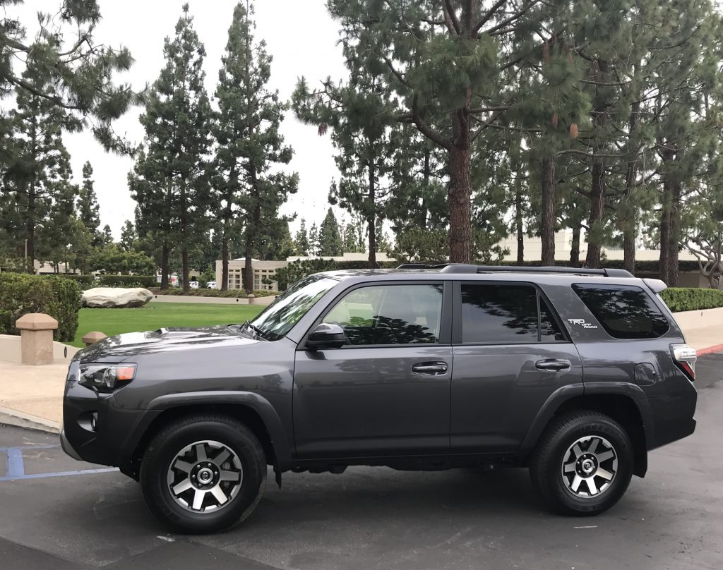 You May Appreciate 2019 Toyota 4Runner TRD More Off Than On Road