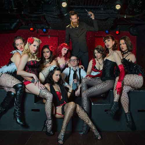 Dirty Little Secrets – The Happiest Burlesque Show on Earth