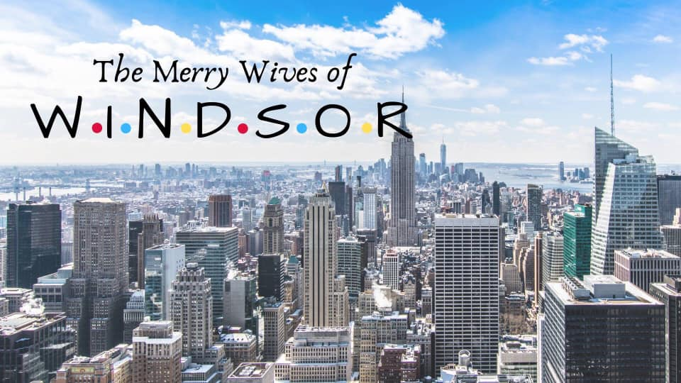 Shakespeare in the Hills' The Merry Wives of Windsor